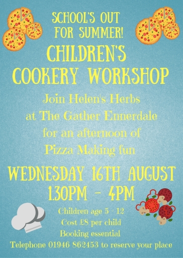 summer holiday workshop